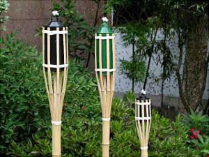 torche-bambou