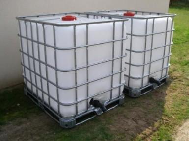 Cuve recuperateur eau de pluie