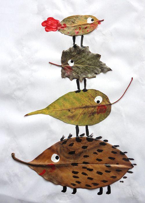 feuilles-bricolage