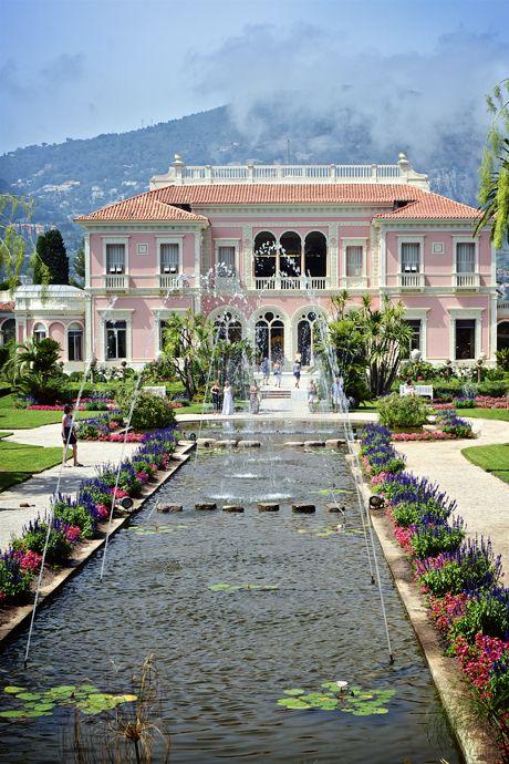 Villa et jardins d ephrussi de rothschild le petit jardinier - Calendrier lunaire rustica avril 2017 ...