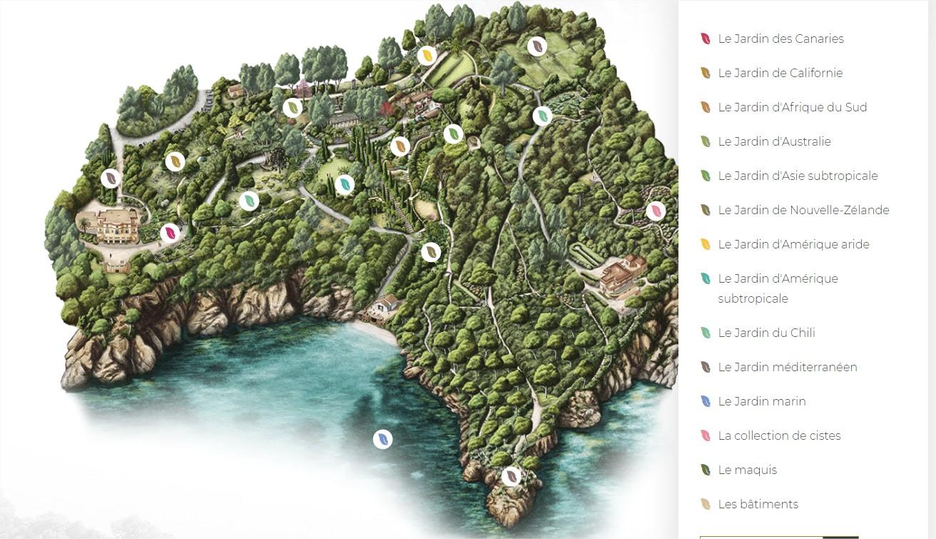 Domaine du Rayol - Le Jardin des Méditerranées 1